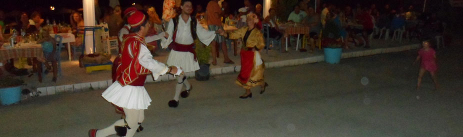 IZLET - GREEK NIGHT - folklorni program
